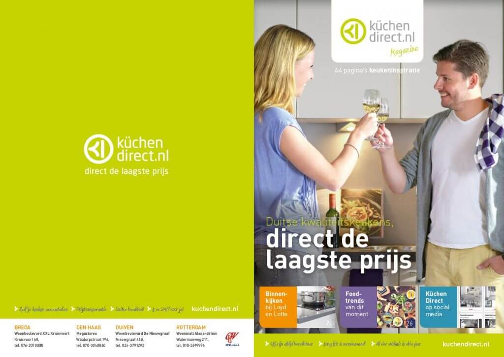 Teksten Voor Magazine Küchen Direct Swaans Communicatie