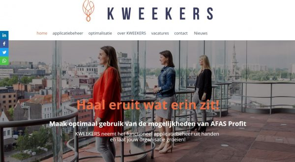 Communicatiepartner Kweekers